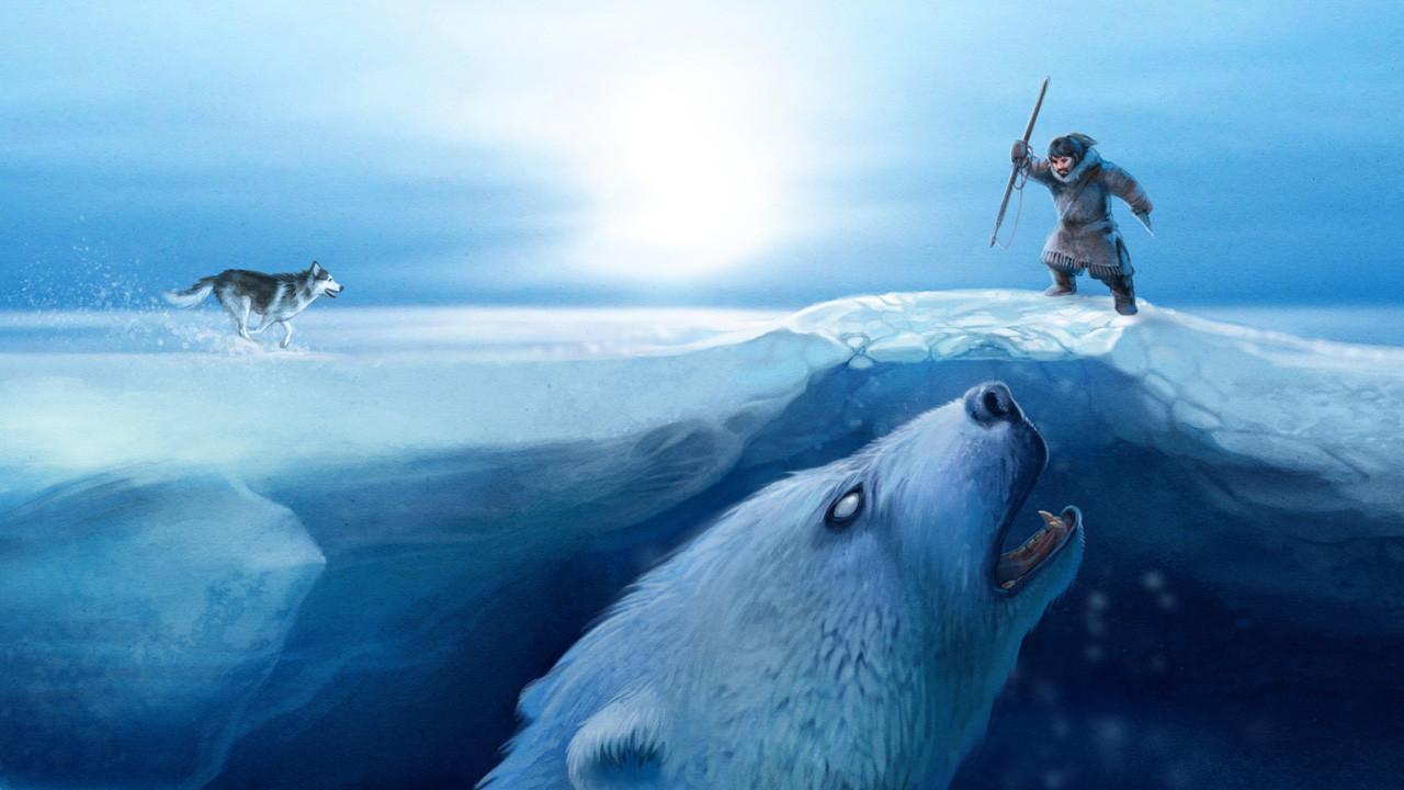 Grizzly-polar bear hybrid is shot dead in Canada, raising new global warming fears