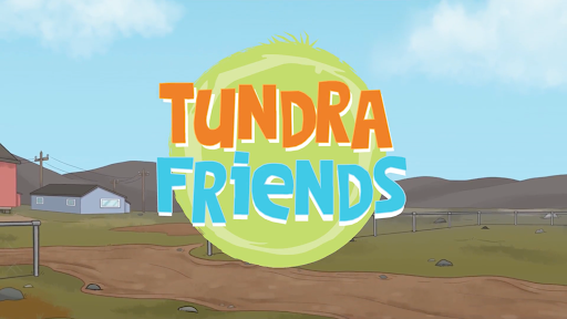 Title image of Tundra Friends